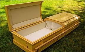 wooden-casket